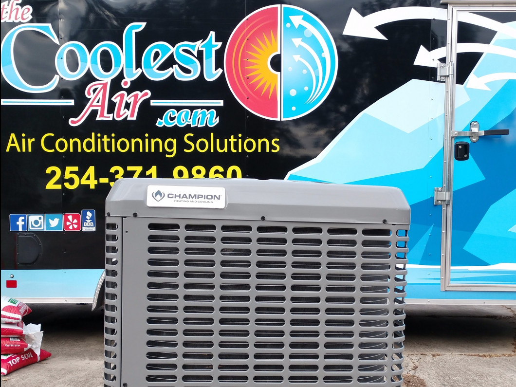 Fast and affordable AC installations in Copperas Cove and Kempner, TX
